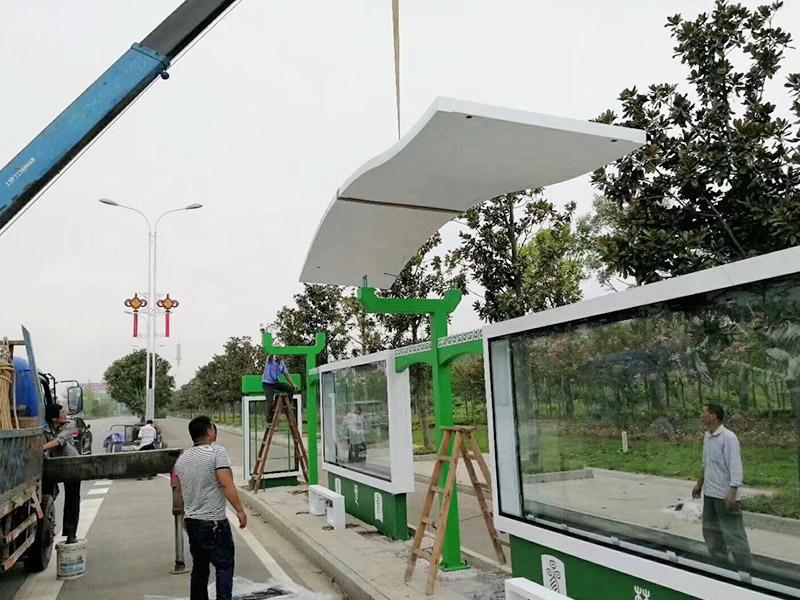 2017年江西雷竞技官网进入安装现场